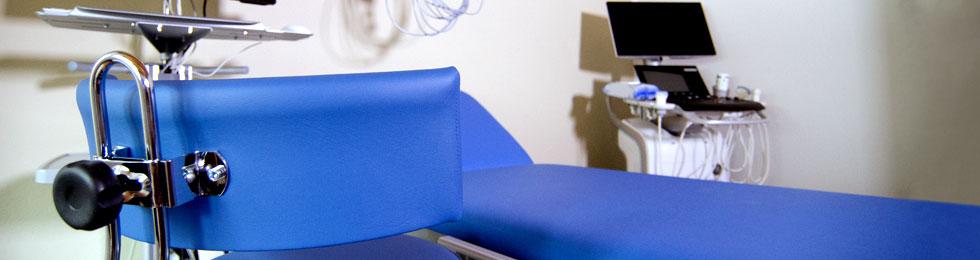 MZEB Berlin-Nord - Behandlungszimmer / Ultraschall